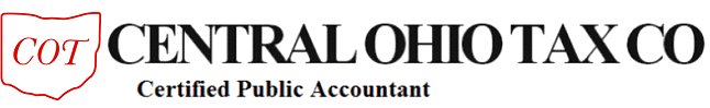 Central Ohio Tax Company Logo